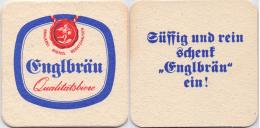 #D217-249 Viltje Englbräu 90 Mm - Sous-bocks