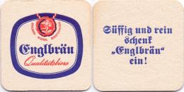 #D217-250 Viltje Englbräu 93 Mm - Sous-bocks