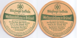#D217-252 Viltje Würzburger - Sous-bocks