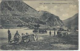 CPA Dept 05 BRIANCON (chasseur Alpin) - Briancon