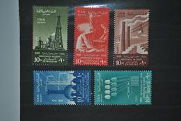 Egypte 1958 MNH Complet - Egitto