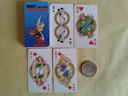 Mini Jeu De 52 Cartes. Astérix Aux Jeux Olympiques. Sans étui - Playing Cards (classic)