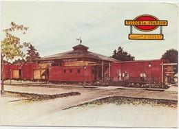 VICTORIA STATION, Restaurant, Postcard [21725] - Hotels & Restaurants