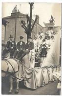FETE DES COMMERCANTS - Reine De La Blanchisserie - CARTE PHOTO - 6 Juin 1926 - Commerce