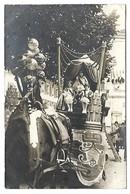 FETE DES COMMERCANTS - Muse De L'union Des Commerçants  - CARTE PHOTO - 6 Juin 1926 - Commercio