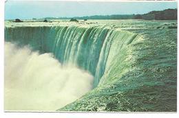 THE BRINK OF THE CANADIAN HORSESHOE FALLS - NIAGARA FALLS - ONTARIO - Chutes Du Niagara