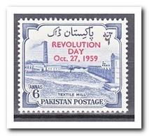 Pakistan 1959, Postfris MNH, Revolution Day - Pakistan