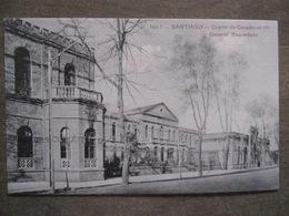 Tarjeta Postal - Chile Chili - Santiago - Cuartel De Cazadores Del General Baquedano - Gallardo Hnos Ahumada 393 No. 1 - Chile