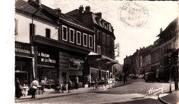 Longwy. Rue Labro. Maison De La Presse Et Nouvelles Galeries. - Longwy