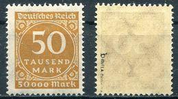 Deutsches Reich Michel-Nr. 275b Postfrisch - Geprüft - Deutschland