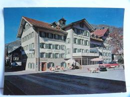 CP SUISSE - HOTEL KRONE - ANDERMATT - Sommer Und Wintersaison - UR Uri