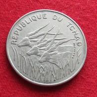 Chad 100 Francs 1972 KM# 2 Tchad Chade - Tchad