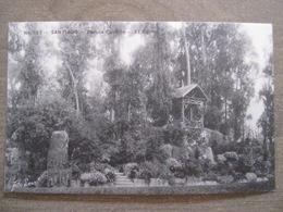 Tarjeta Postal - Chile Chili - Santiago - Parque Cousino El Cerrito - Hnos Ahumada 393 No. 102 - Foto Leon - Chili