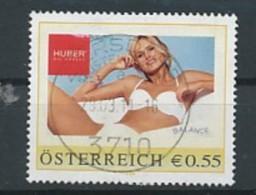 ÖSTERREICH Personalisierte Briefmarken - Frau  - Used - Österreich