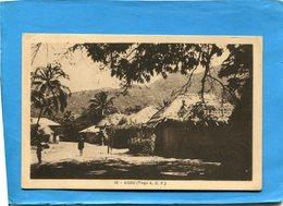 TOGO-AGOU-vue Animée -édition Bondé-a Voyagé En 1951-bel Affranchissement - Togo