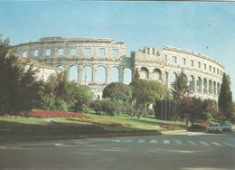 Pula. The Amphitheatre.  Yougoslavia.   # 07799 - Yugoslavia