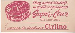 Rare Buvard Super Ciror Aux Silicones - Wash & Clean