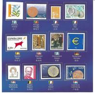 5022o: Diverse Euromarken ** Postfrisch - Autres - Europe