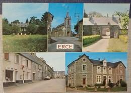 35 Ille Et Vilaine CPM  Erce Près Liffre Multivues 1985 - Other Municipalities
