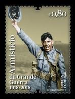 Portugal 2018 Mih. 4424 World War I Armistice MNH ** - 1910-... Republic
