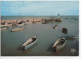 CP ( Rivedoux - Le Port Et La Jetée ) - Ile De Ré