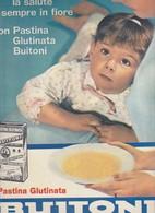(pagine-pages)PUBBLICITA' BUITONI  L'europeo1961/800. - Books, Magazines, Comics