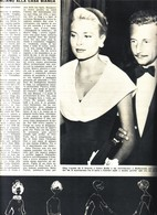 (pagine-pages)GRACE KELLY  L'europeo1961/800. - Books, Magazines, Comics