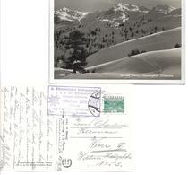 5022v: Zwei Gelaufene AKs Pleisslingkeil 1934 - Radstadt