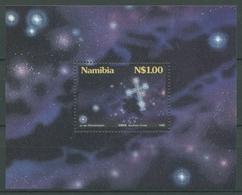 Namibia 1996 Sternbilder Skorpion Schütze Orion Block 25 I Postfrisch (C25050) - Namibia (1990- ...)