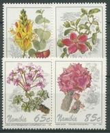 Namibia 1994 Blumen Der Namibwüste 772/75 Postfrisch - Namibia (1990- ...)