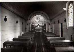 79 MAULEON Maison Du Sacre Coeur Loublande Interieur De La Chapelle, Carte Photo - Mauleon