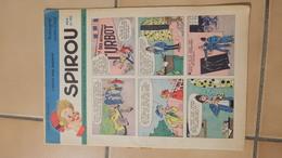 Spirou 707  Anee 1951 - Spirou Magazine