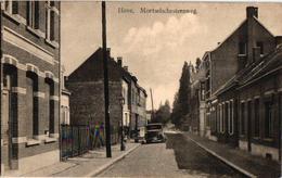 1 Oude  Postkaart   Hove  Mortselsesteenweg - Hove