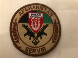 Police Crs Afghanistan - Police & Gendarmerie