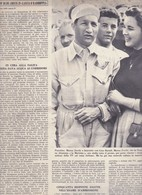(pagine-pages)GINO BARTALI  L'europeo1956/555. - Books, Magazines, Comics