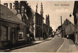 1 Oude  Postkaart   Hove  Kapelstraat  Winkel - Hove