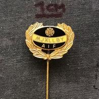 Badge Pin ZN007046 - Football (Soccer / Calcio) Sweden Mjällby AIF MAIF - Football