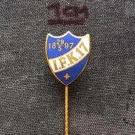 Badge Pin ZN007051 - Football (Soccer / Calcio) Sweden Idrottsföreningen Kamraterna Norrköping IFK - Football
