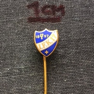 Badge Pin ZN007053 - Football (Soccer / Calcio) Sweden Idrottsföreningen Kamraterna Norrköping IFK - Football