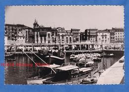 Photo Ancienne Snapshot - ESPAGNE , Port à Situer - SAN SEBASTIAN ? - Groupe De Bateau & Canot - 1964 - Boat Ship - Boats