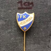 Badge Pin ZN007059 - Football (Soccer / Calcio) Sweden Idrottsföreningen Kamraterna Hedemora IFK - Football