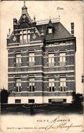 1 Oude  Postkaart   Hove   Villa H.S.   1904   Uitgever  Hermans N°144 - Hove
