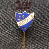 Badge Pin ZN007064 - Bandy Hockey Sweden Idrottsföreningen Kamraterna Motala IFK - Winter Sports