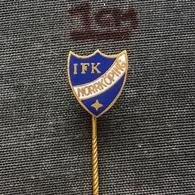 Badge Pin ZN007065 - Football (Soccer / Calcio) Sweden Idrottsföreningen Kamraterna Norrköping IFK - Football