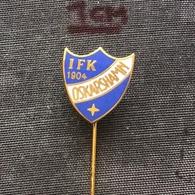 Badge Pin ZN007067 - Football (Soccer / Calcio) Sweden Idrottsföreningen Kamraterna Oskarshamn IFK - Football