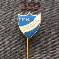 Badge Pin ZN007069 - Football (Soccer / Calcio) Sweden Idrottsföreningen Kamraterna Skara IFK - Football