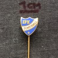 Badge Pin ZN007070 - Football (Soccer / Calcio) Sweden Idrottsföreningen Kamraterna Sundsvall IFK - Football