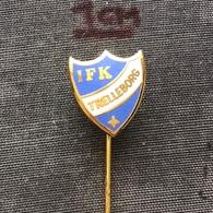 Badge Pin ZN007071 - Football (Soccer / Calcio) Sweden Idrottsföreningen Kamraterna Trelleborg IFK - Football