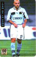 B 2077 - Telecarte, Sport, Calcio, Lazio, De La Pena - Sport