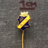 Badge Pin ZN007085 - Football (Soccer / Calcio) Sweden Allmänna Idrottsklubben AIK - Football